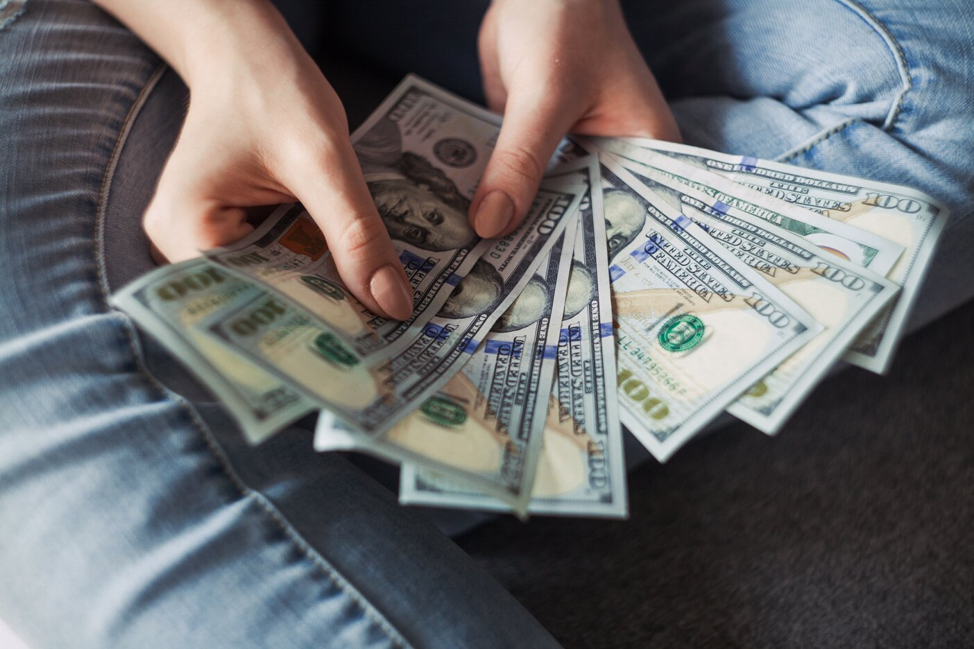 cash for selling a car