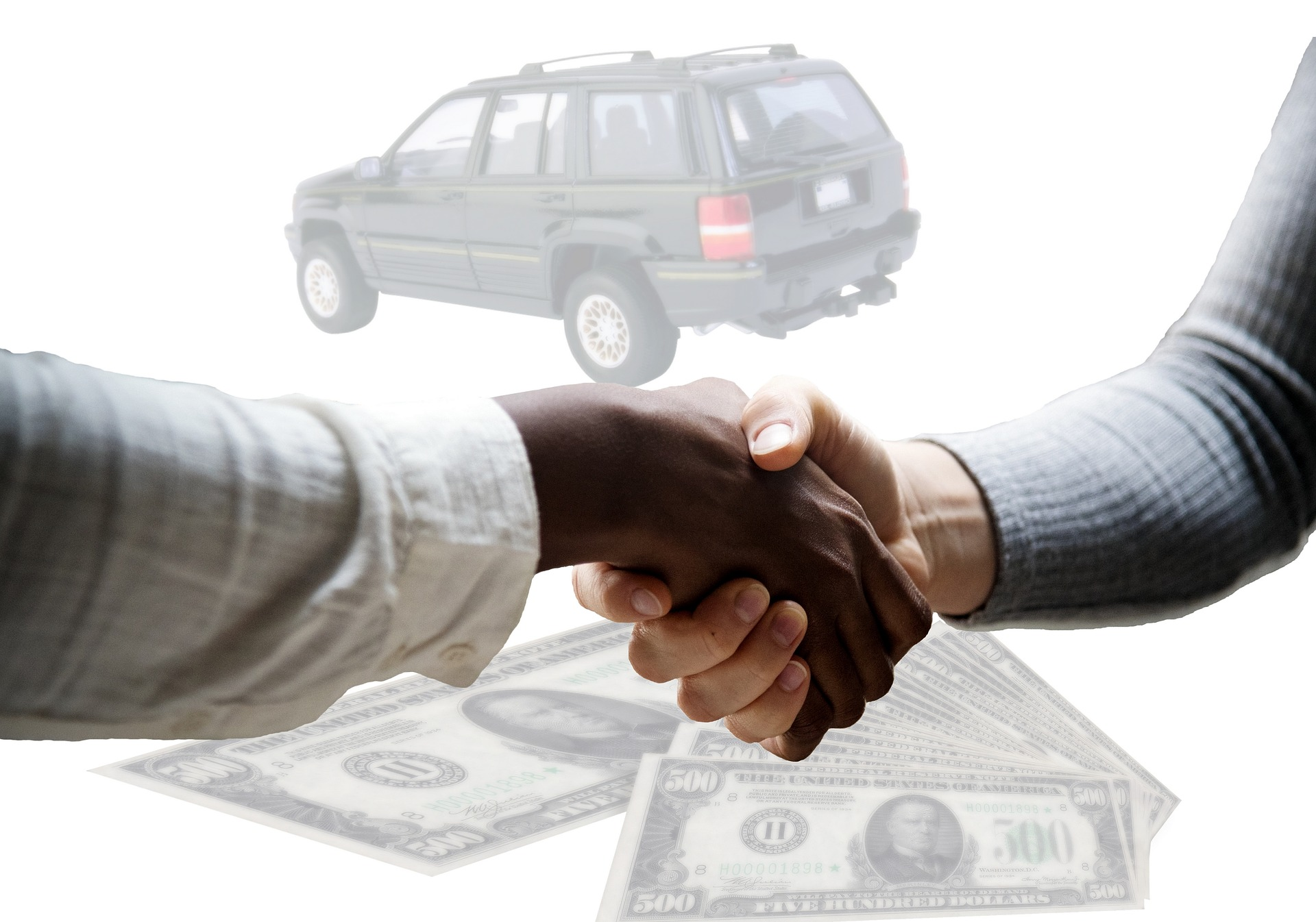 selling used car